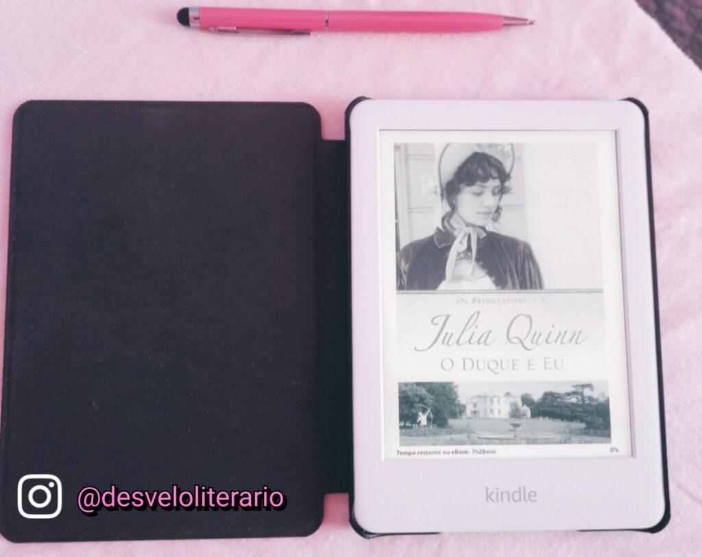 Kindle O Duque e eu