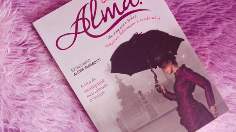 resenha de Alma?