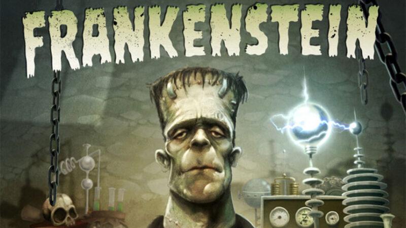 quem escreveu Frankenstein
