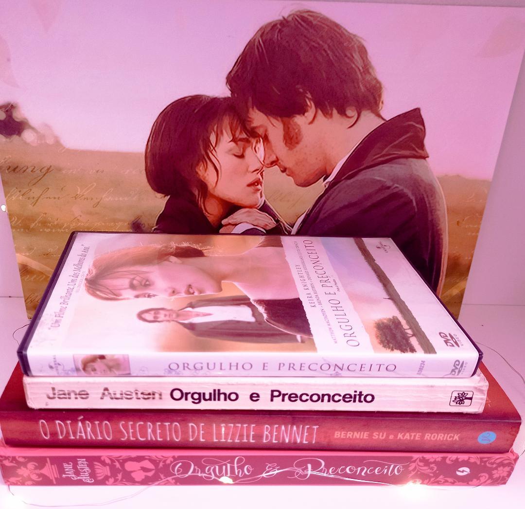 Adaptações de Orgulho e Preconceito – Jane Austen